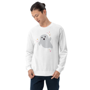 Halloween Ghost Unisex Sweatshirt