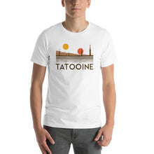 Load image into Gallery viewer, Tatooine Star Wars Inspired Unisex T-Shirt - Next Stop Main Street