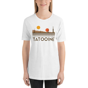 Tatooine Star Wars Inspired Unisex T-Shirt - Next Stop Main Street