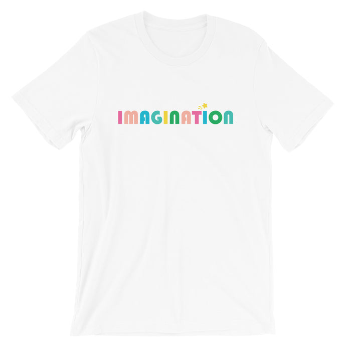 Imagination Short-Sleeve Unisex T-Shirt - Next Stop Main Street