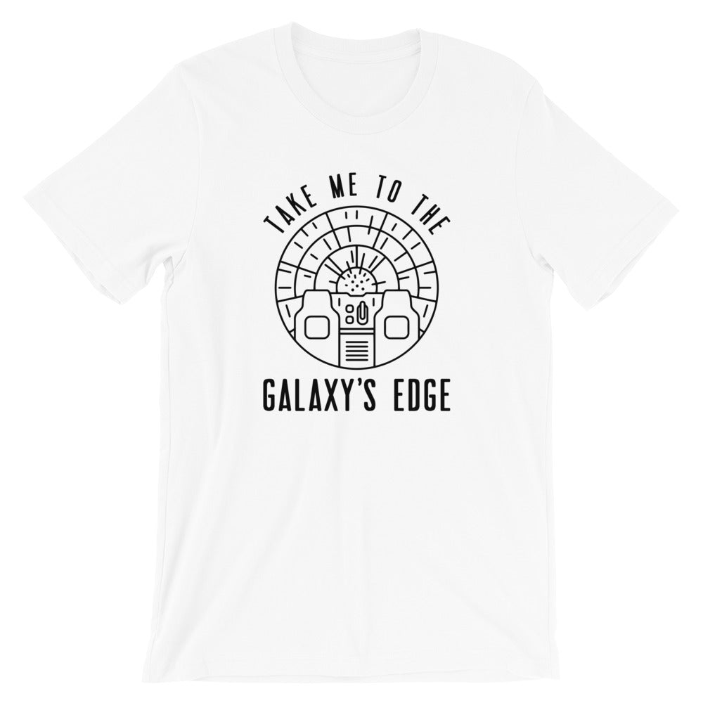 Star Wars Galaxy's Edge Millennium Falcon Shirt - Next Stop Main Street