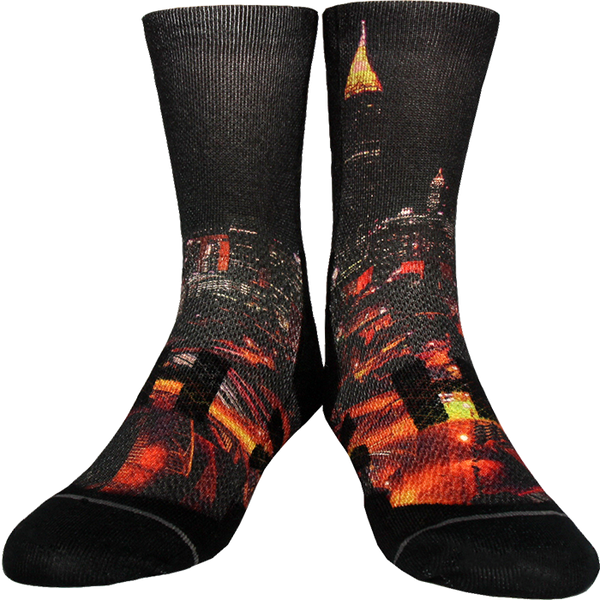Young Hearted Atlanta Socks
