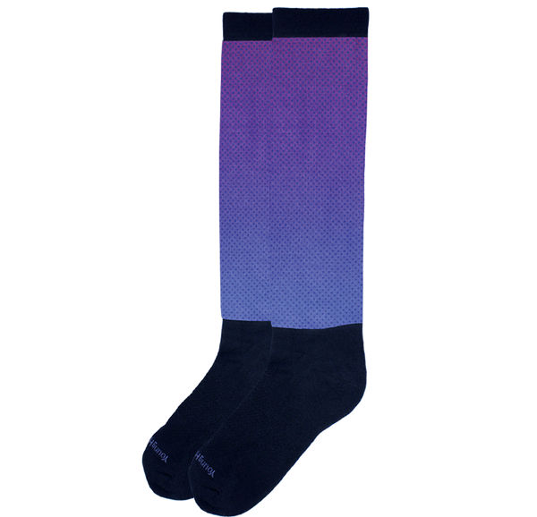 Ombre - Boot Sock