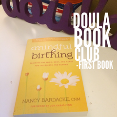 Doula Book Club - Mindful Birthing