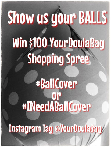 Ball Cover Contest