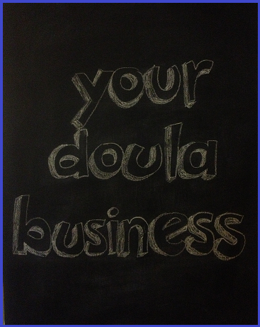 your doula business