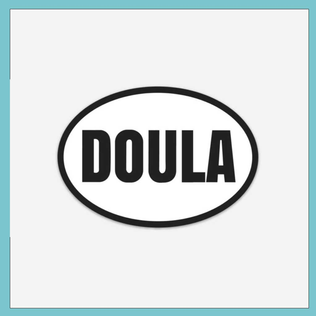 Doula Bumper Sticker