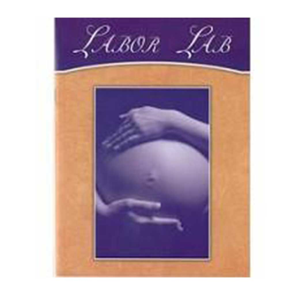 Labor Lab Booklet is a pocket guide to labor and birth perfect for your hospital bag or doula bag
