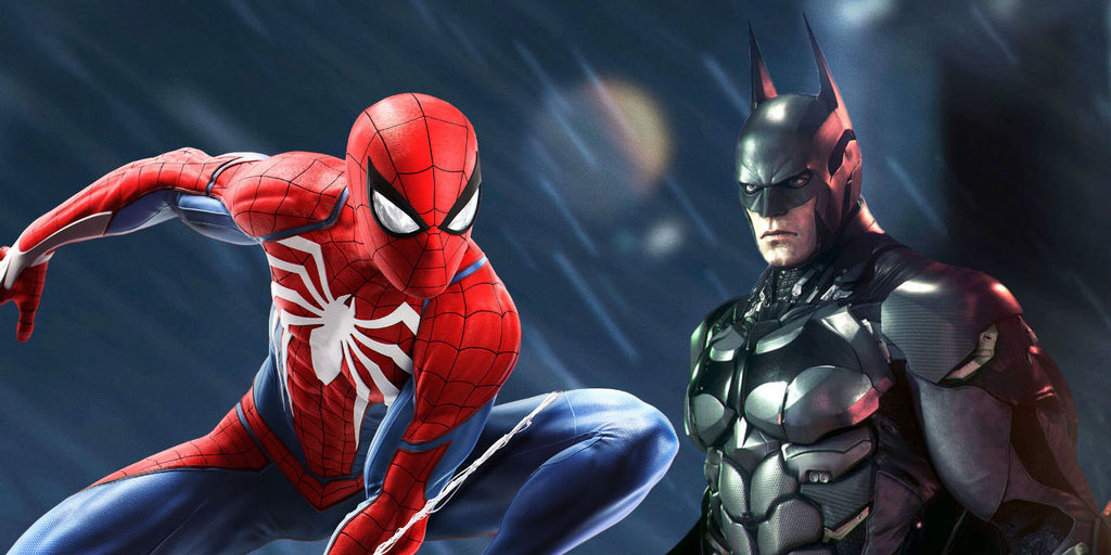 Spider-Man vs Batman : qui gagne ?