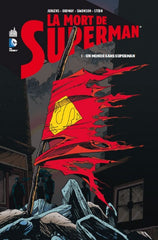 La mort de Superman, le Comic Book