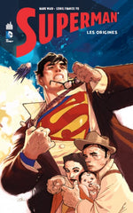 Superman : les origines, le comic book.