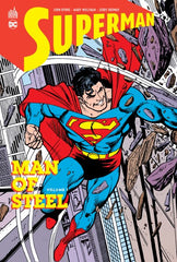 Superman : Man of Steel Volume 1, Comic Book