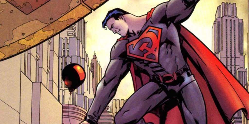Superman : Red Son, Super Heros Légendaire DC Comics