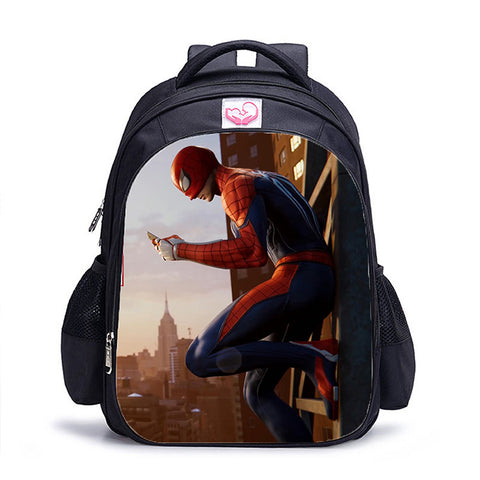 Sac à dos à l'effigie du Super Heros Spider-Man iPhone