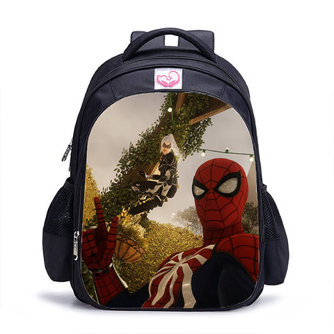 Sac à dos à l'effigie du Super Heros Spider-Man Peace