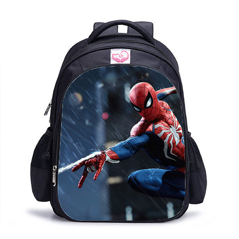 Sac à dos à l'effigie du Super Heros Spider-Man Midnight