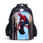 Sac à dos à l'effigie du Super Heros Spiderman Street