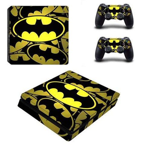 Stickers ps4 DC Comics à l'effigie du Super Heros Batman Gotham