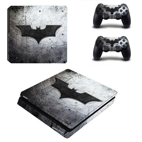 Stickers ps4 DC Comics à l'effigie du Super Heros Batman Origins