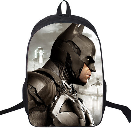 Sac à dos à l'effigie du Super Heros Batman The Dark Knight