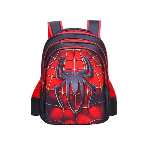 Sac à dos à l'effigie du Super Heros Spiderman École