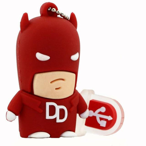 Clé usb à l'effigie du Super Heros Marvel Daredevil