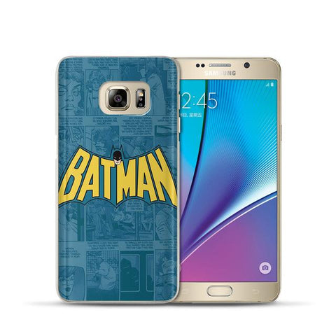 Coque Samsung à l'effigie du Super Heros DC Comics Batman DC