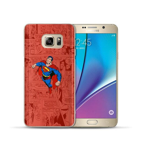 Coque Samsung à l'effigie du Super Heros DC Comics Superman