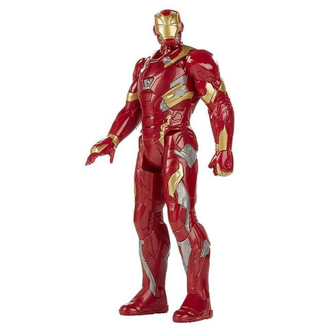 Figurine Avengers Iron Man Civil à l'effigie du Super Heros Marvel