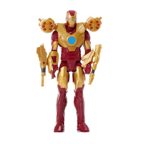 Figurine Avengers Iron Man Gear à l'effigie du Super Heros Marvel