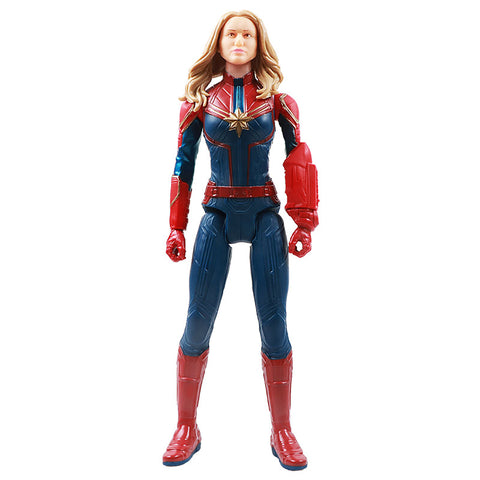 Figurine Avengers Captain Marvel à l'effigie du Super Heros Marvel