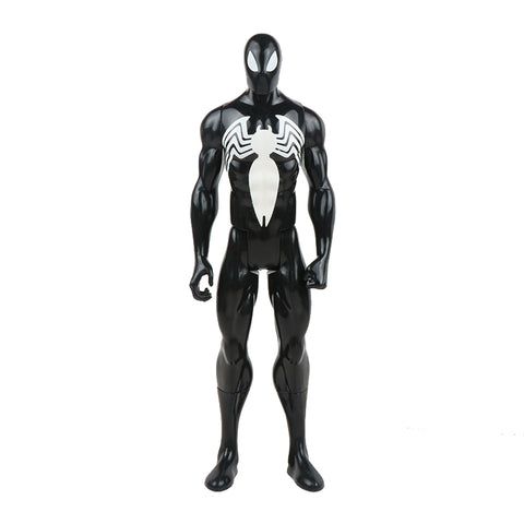 Figurine Marvel Spider-Man Noir à l'effigie du Super Heros Marvel