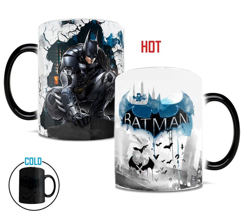 mug thermosensible à l'effigie du Super Heros DC Comics Batman