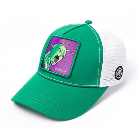 Casquette Dragon Ball Z Piccolo Verte