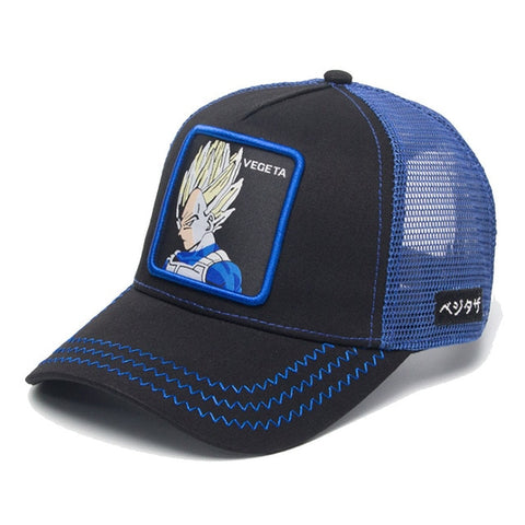 Casquette Dragon Ball Z <br/>Vegeta