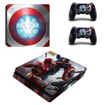 Stickers PS4 Marvel Civil War