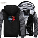 Veste Super Heros Polaire <br/>Superman X Spider-Man