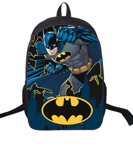 Sac à dos à l'effigie du Super Heros Batman Arkham City