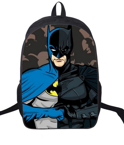 Sac à dos à l'effigie du Super Heros Batman DC Comics