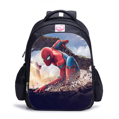 Sac à dos à l'effigie du Super Heros Spider-Man Ultra