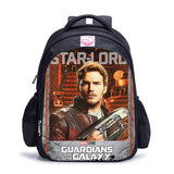 Sac à dos à l'effigie du Super Heros Marvel Star Lord