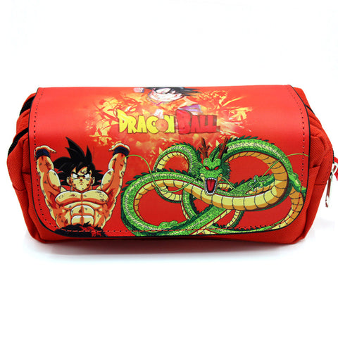 Trousse originale 2 compartiments DBZ Shenron