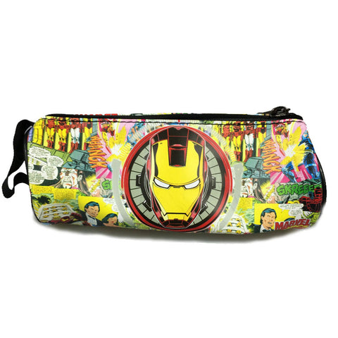 Trousse scolaire originale Iron Man Marvel