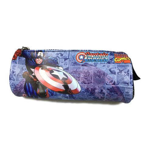 Trousse scolaire originale Marvel Captain America