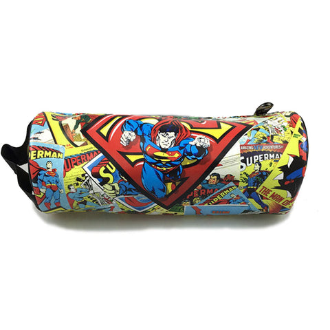 Trousse scolaire originale Superman Comics