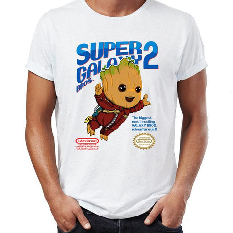T-shirt Marvel à l'effigie du super-héros Groot