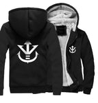 Veste Dragon Ball Z Saiyan Noir