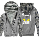 Veste Super Heros Batman Hero Grise