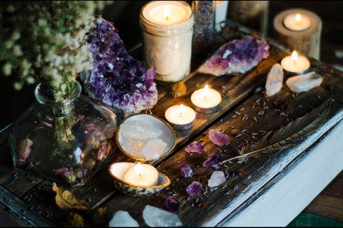 Creating Sacred Space & Setting up an Altar