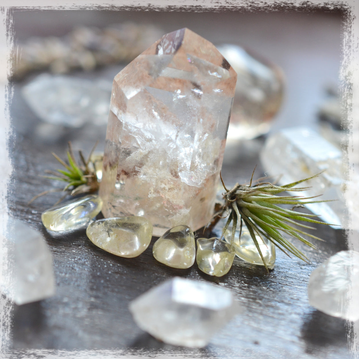 CRYSTAL GRIDS & GRIDDING PACKS
